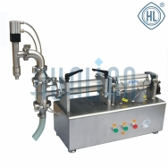 Настольный поршневой дозатор для жидких продуктов LPF-100T