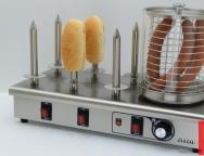 Аппарат для приготовления хот-догов AIRHOT HDS-06