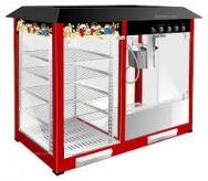 Аппарат для производства попкорна POP-6W