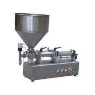 Настольный дозатор поршневой для пастообразных продуктов PPF-5000T